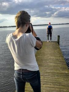 Fotoshooting mit Sina Horsthemke, Norddeutschland